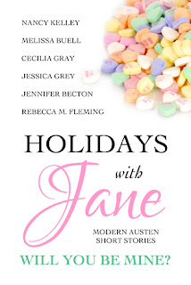 Holidays with Jane; Will you be mine - story anthology by various authors