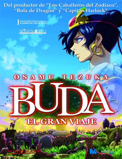 ver Buda: El gran viaje (Tezuka Osamu no Buddha: Akai Sabaku yo! Utsukushiku (Osamu Tezuka's Buddha – The Great Departure)) (2011) Online