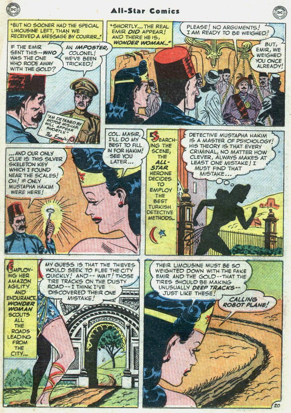 Read online All-Star Comics comic -  Issue #57 - 26