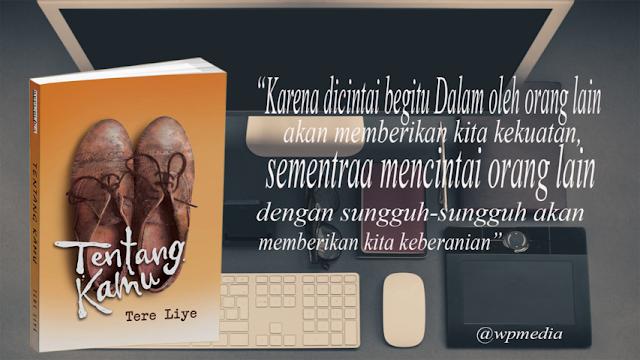 Novel Tentang Kamu