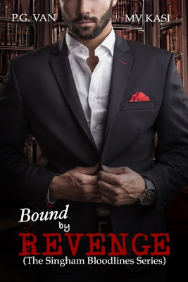 #BookReview: Bound by Revenge (The Singham Bloodlines #1) by M.V. Kasi,  P.G. Van~ The Best Books of 2018