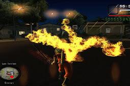 Pedang Api GTA San Andreas