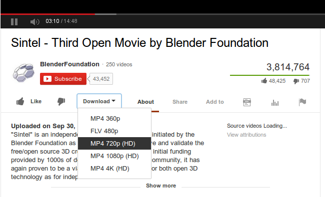 youtube downloader for linux ubuntu 14.04