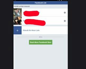 Unbind akun ml lewat facebook