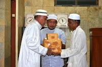 Bupati Bima Ajak Warga Makmurkan Masjid dan Musholla