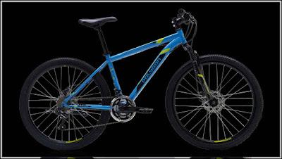 Harga Jual Sepeda Gunung Polygon Monarch 3 Blue