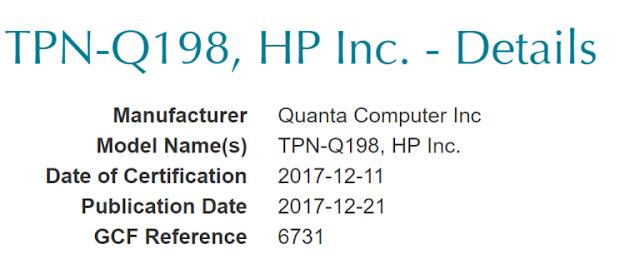 , Laptop HP Envy x2 Snapdragon 835 Hadir di Tahun 2018, KingdomTaurusNews.com - Berita Teknologi & Gadget Terupdate