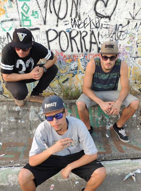"SAGA libera o single ""Flores No Esgoto"""