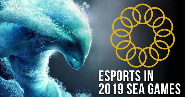 Image result for mobile legend jadi cabang olahraga sea games 2019