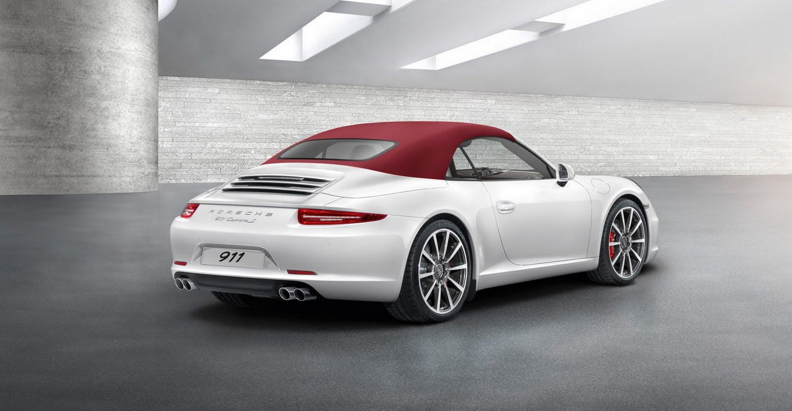 2012 porsche 911 carrera cabriolet price 97 300. Black Bedroom Furniture Sets. Home Design Ideas