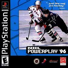 NHL Power play 96 - PS1 - ISOs Download