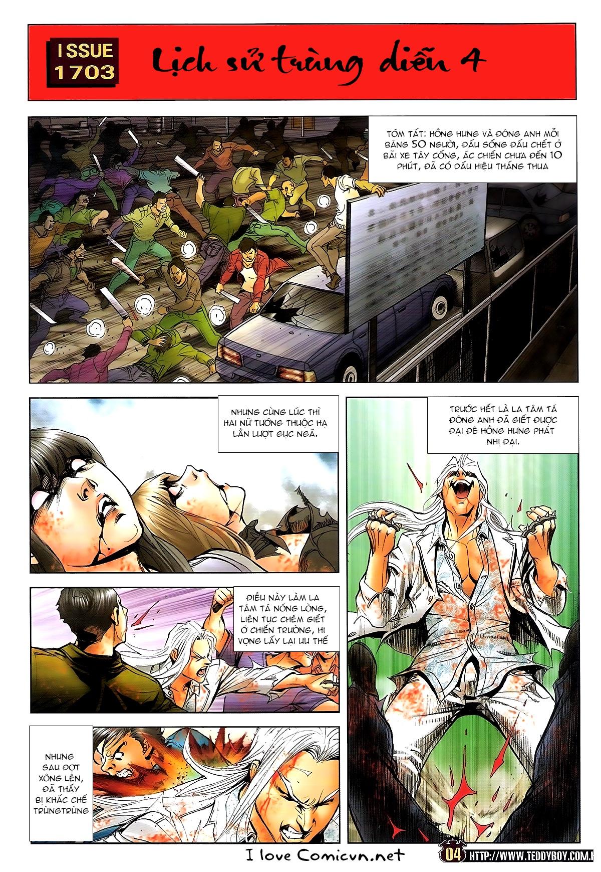 Người Trong Giang Hồ chapter 1703: lịch sử trùng diễn 4 trang 2