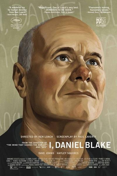 Film I, Daniel Blake 2017 Bioskop