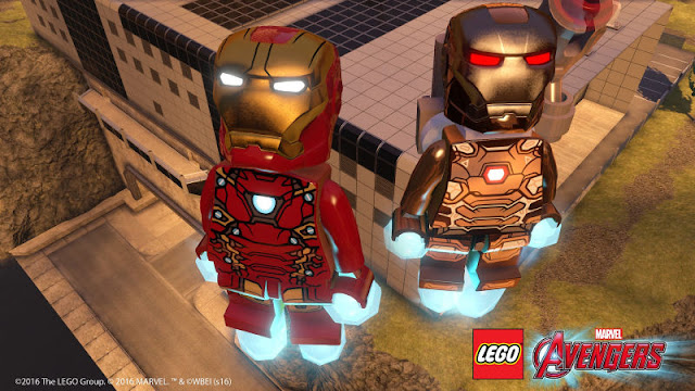 Lego Marvels Avengers Free PC Download