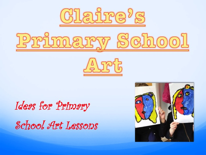 Claire's Primary School Art