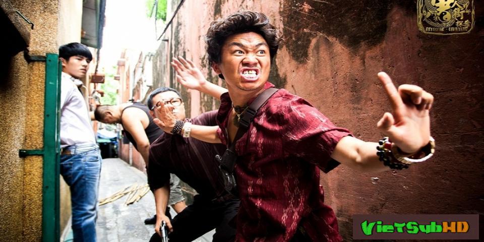 Phim Thám Tử Phố Hoa VietSub HD | Detective Chinatown 2015