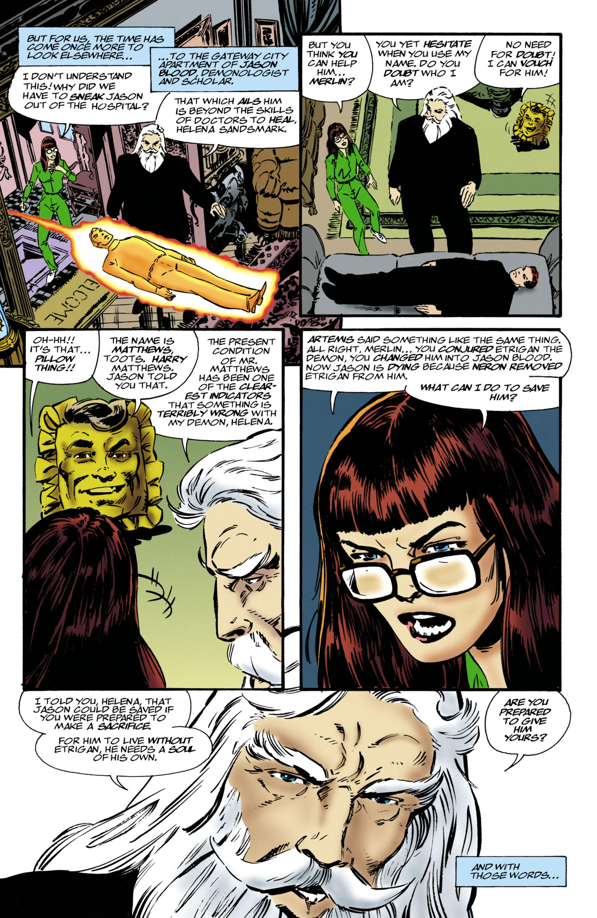 Read online Wonder Woman (1987) comic -  Issue #126 - 21