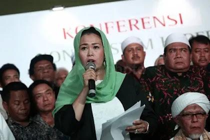 Jokowi-Ma'ruf Menang Quick Count, Yenny Wahid Bersyukur