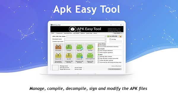 APK Easy Tool For Windows PC