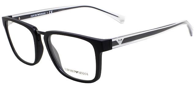 oculos-armação-emporio-armani