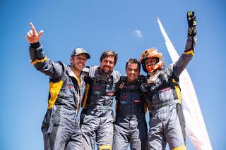Tricampeã do Sertões, X Rally Team disputa o Desafio Inca no Peru (Victor Eleutério/FOTOP)