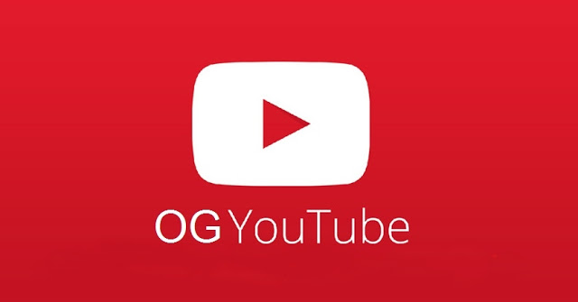 OG YouTube Güncel Sürüm - Androıd