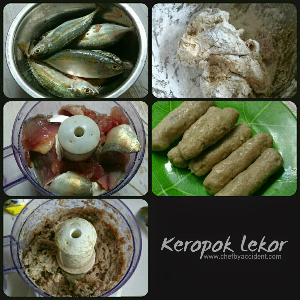 Chef By Accident Keropok Lekor