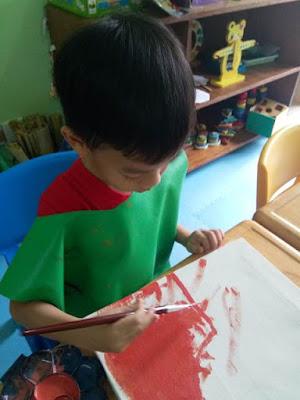 Holiday School Program : Fun With Art