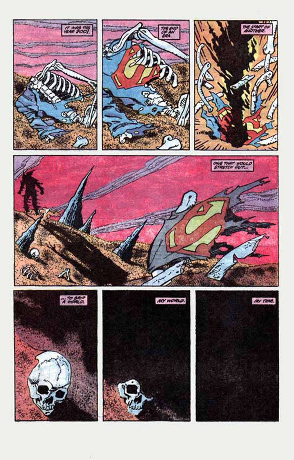 Read online Armageddon 2001 comic -  Issue #1 - 13