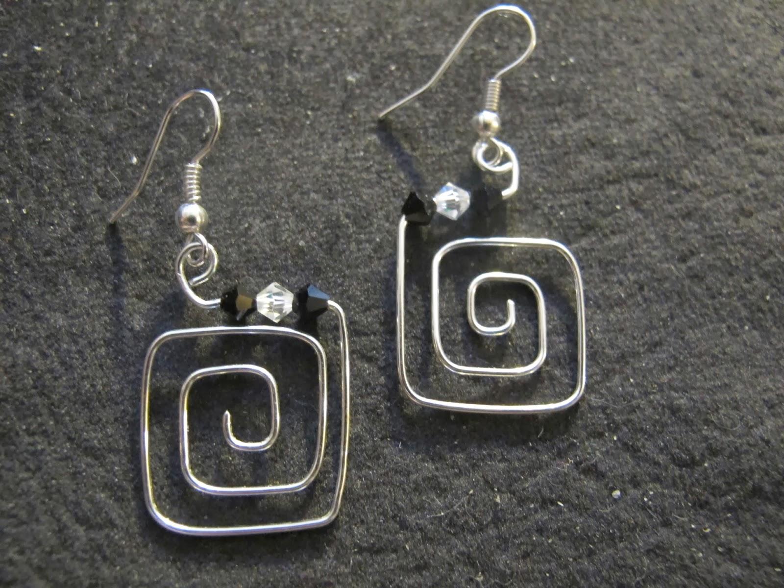 Naomi S Designs Handmade Wire Jewelry Silver Wire
