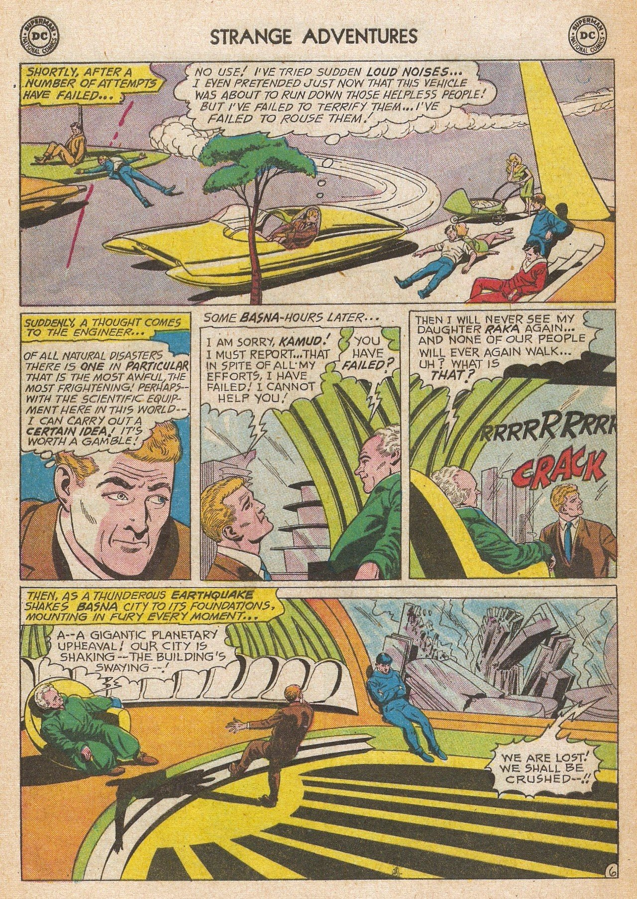 Strange Adventures (1950) issue 139 - Page 20