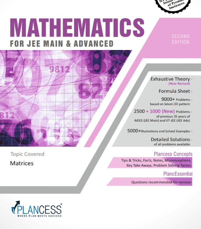 MATRICES NOTE BY PLANCESS