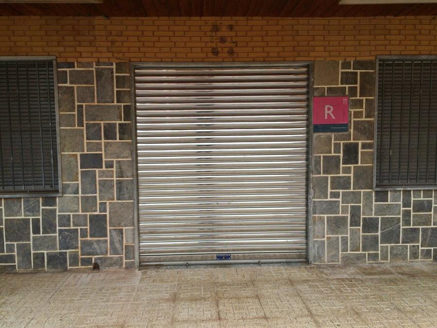 cerramientos para restaurantes