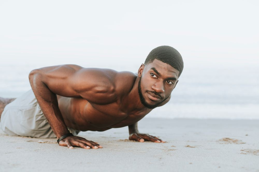Proper way of pushup workout