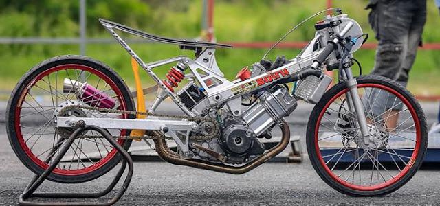 Image result for Cara Membuat Motor Drag