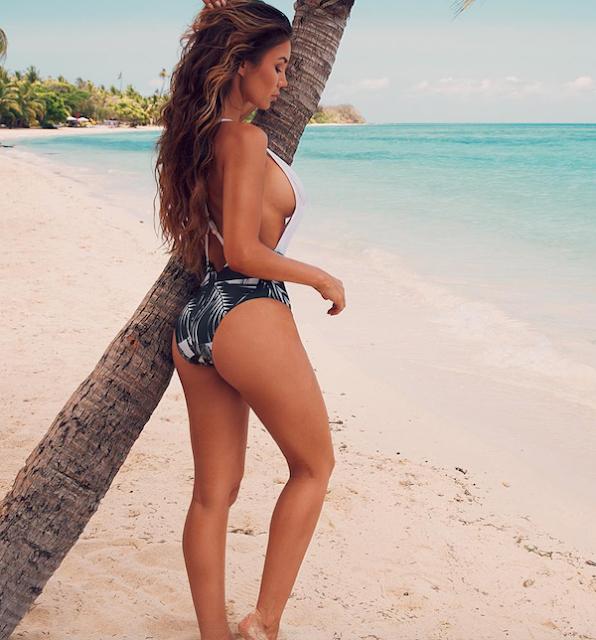 Dejó el mundo de las leyes para convertirse en modelo; es legalmente la exabogada más sexi