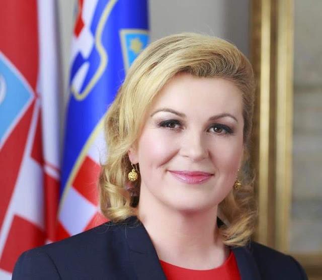 Kolinda Grabar Kitarovic, Perempuan Pertama yang Menjadi Presiden Kroasia