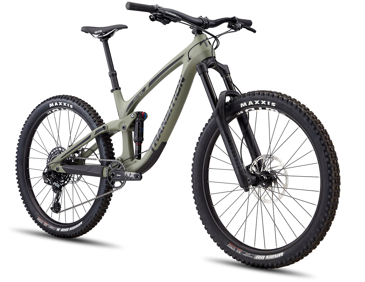 Transition Bikes: Patrol Carbon NX Kit