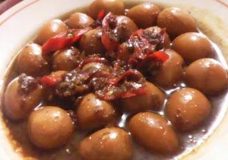 Resep Masakan Telur Bumbu Kecap Lezat Dan Sederhana