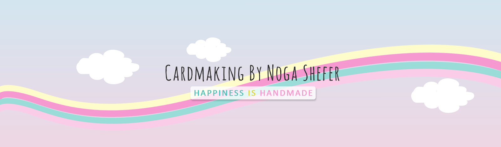 Cardmaking by Noga Shefer