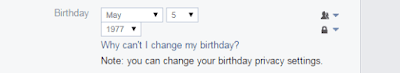 Latest Guide On How Can I Change My Birthday Date On Facebook?