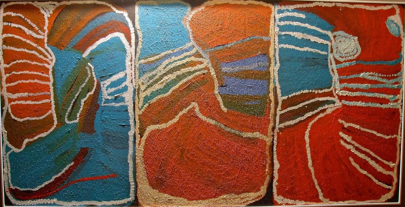 art aborigène - Jan Billycan