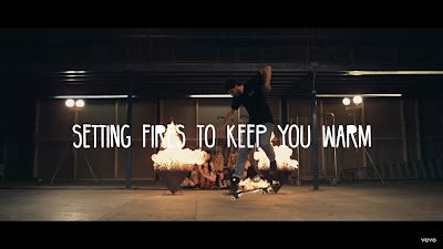 The Chainsmokers - Setting Fires ( #Lyric ) ft. XYLØ