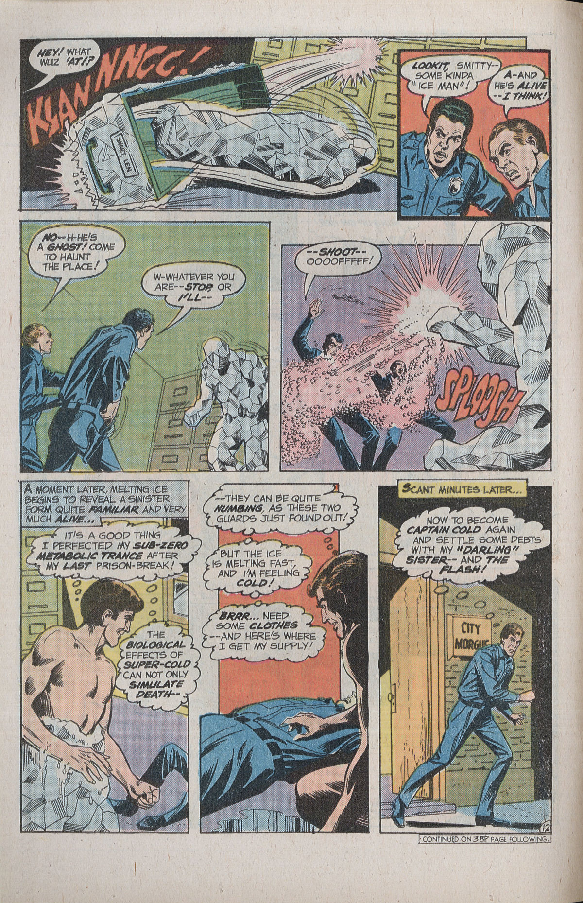 The Flash (1959) issue 251 - Page 22