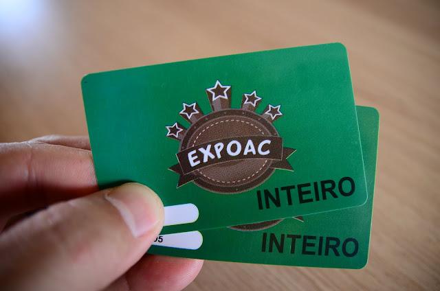 Ingressos antecipados para shows da Expoac a preço promocional são lançados nesta segunda-feira