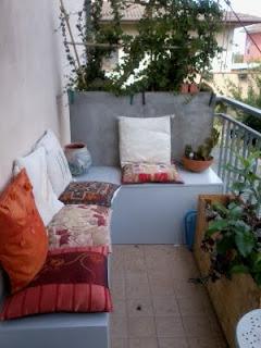 O che bel terrazzo marcondirondirondello architettura e design a roma for Arredare un terrazzo fai da te