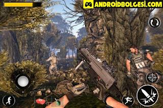 Askeri Komando Nihai Saldırı Mod Apk Para