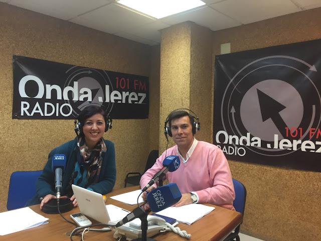 Spiral Personal. Gabinete Social & Coach en Onda Jerez Radio