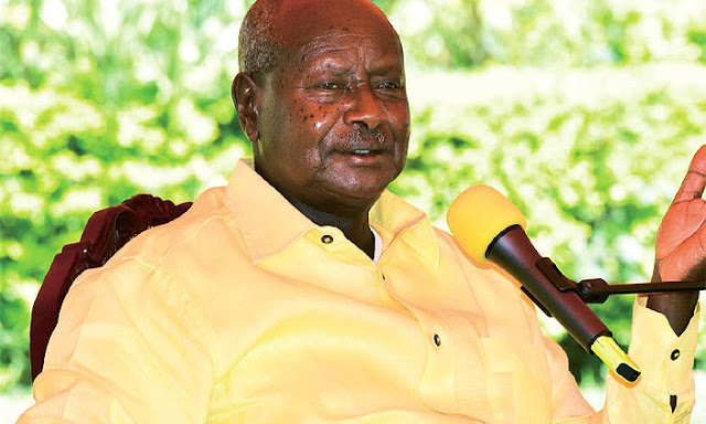 Museveni is considering dropping the new tax  as pressure mounts.