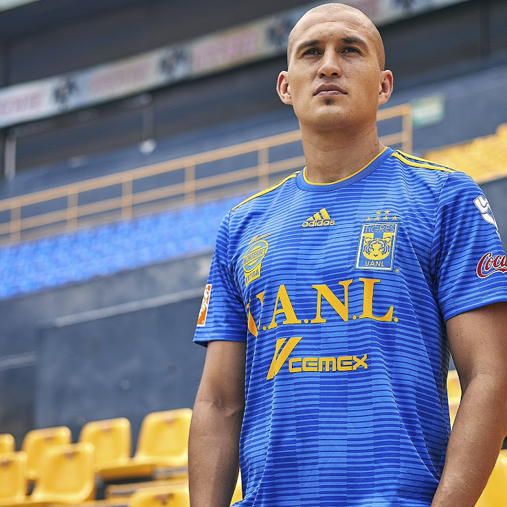 1f1fa5c11 White Shorts?! Adidas Tigres 18-19 Home & Away Kits Released - Footy ...
